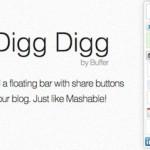 בניית אתר וורדפרס - תוסף DIGG DIGG