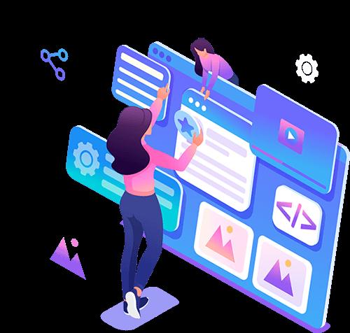 עיצוב ובניית אתר לעסק